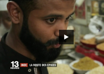 13h de France 2 JT - Episode 1 - Reportage La route des épices - Spice Culture