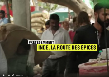 13h de France 2 JT - Episode 3 - Reportage La route des épices - Spice Culture